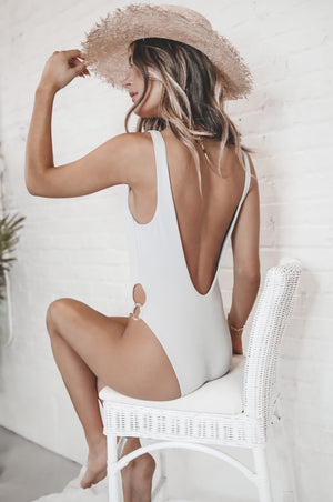 Sweeter Than Sugar Stone One Piece Swimsuit