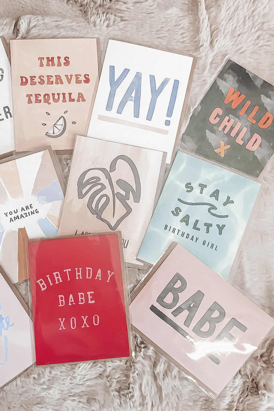 Cutie Greeting And Celebration Cards