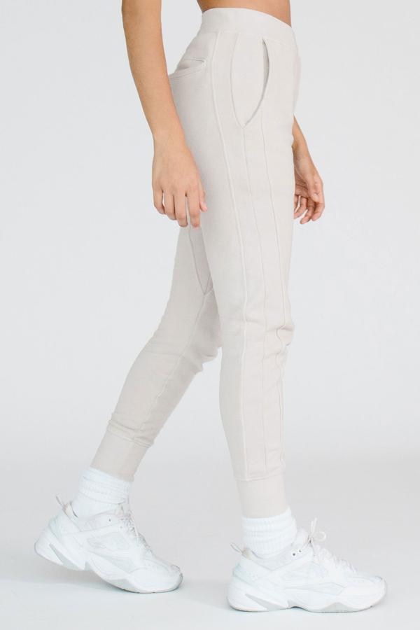 JOAH BROWN Sahara French Terry Stadium Joggers