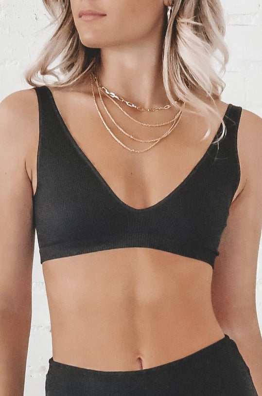 Live Laugh Lounge Ultra Soft Bralette