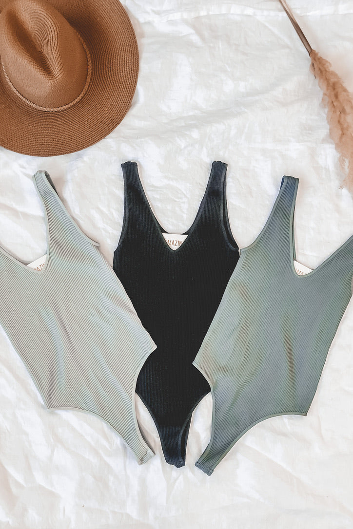 Be A Doll Ultra Soft Bodysuit