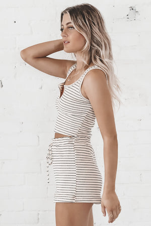 Get In ln Line Ribbed Two Piece Set