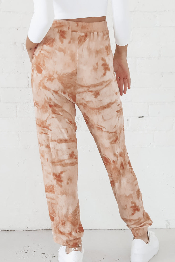 Band Of Gypsies Jordan Tie Dye Joggers