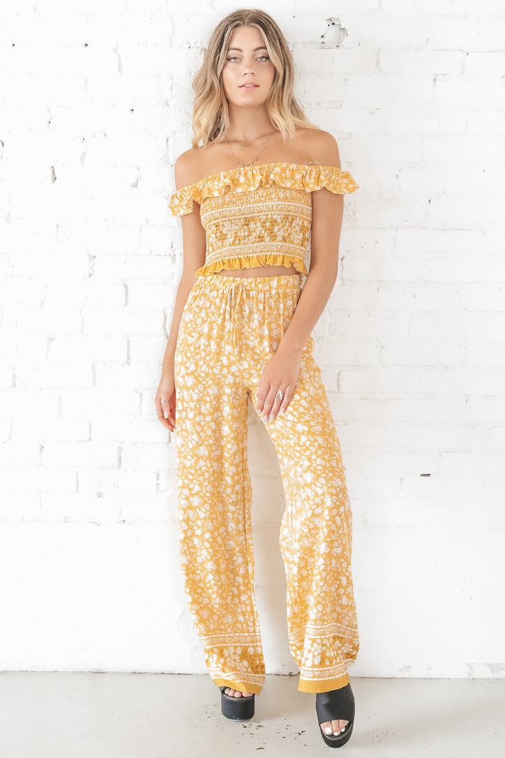 Okay Honey Two Piece Set