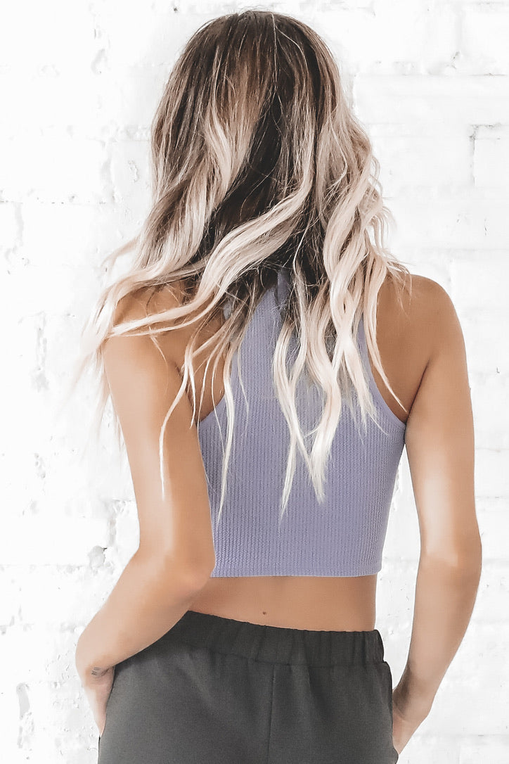 The Legend Lavender Lounge Top