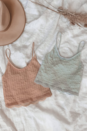 Lay Down Lace Cami
