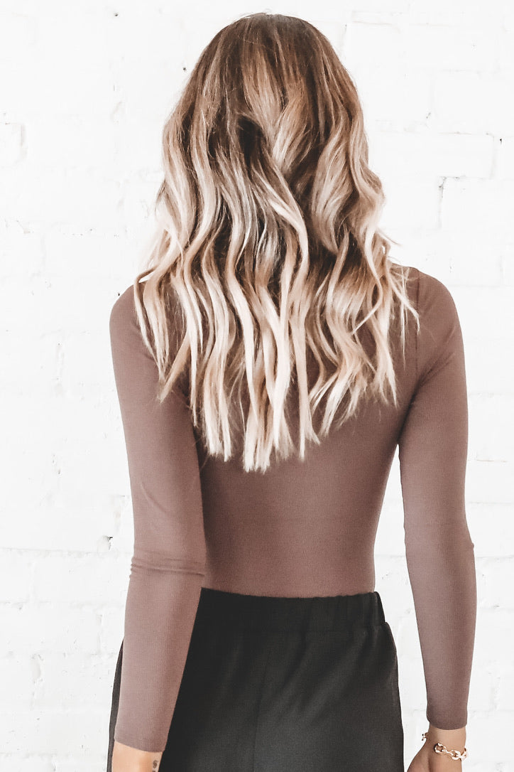 Cute And Chill Cut Out Bodysuit