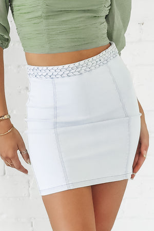 MINKPINK Double Dutch Skirt