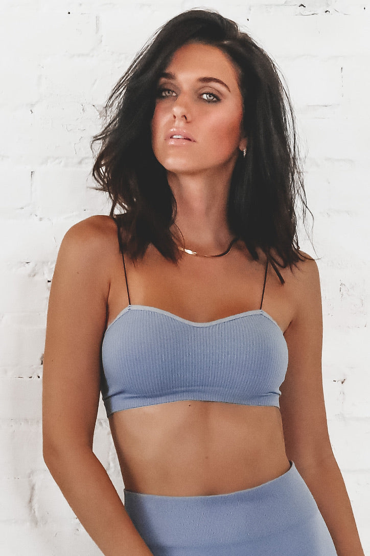 Wine Night Ultra Soft Bralette