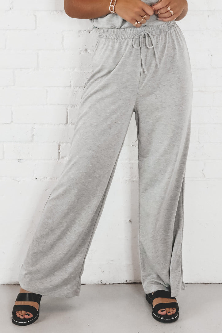 That's So Fetch Gray Lounge Pants