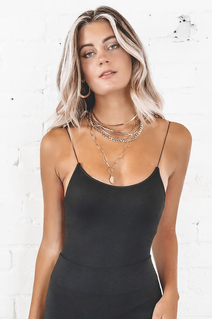 Love Somebody Ultra Soft Knit Bodysuit