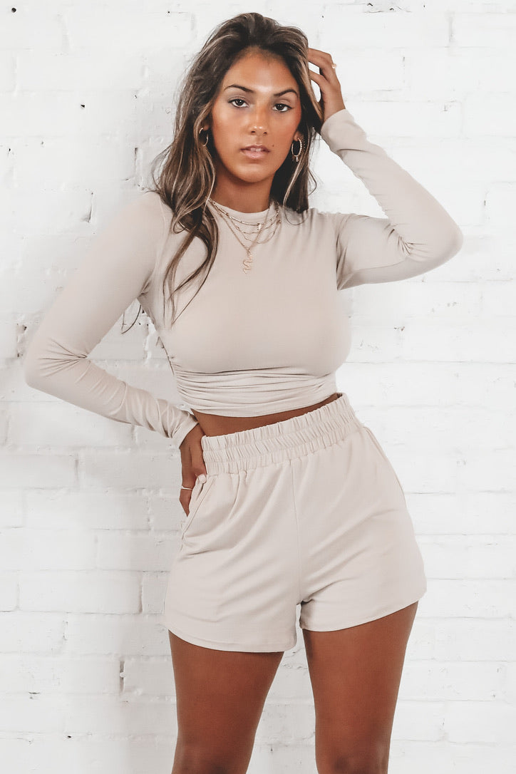 I Always Will Oyster Two Piece Set