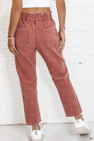 Every Rose Has It's Thorn Corduroy Pants