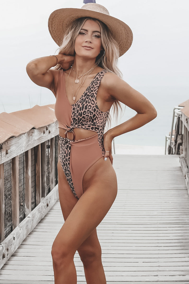 Bring The Sass To The Sea Leopard One Piece