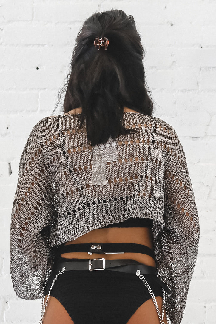 Pedal To The Metal Crop Top