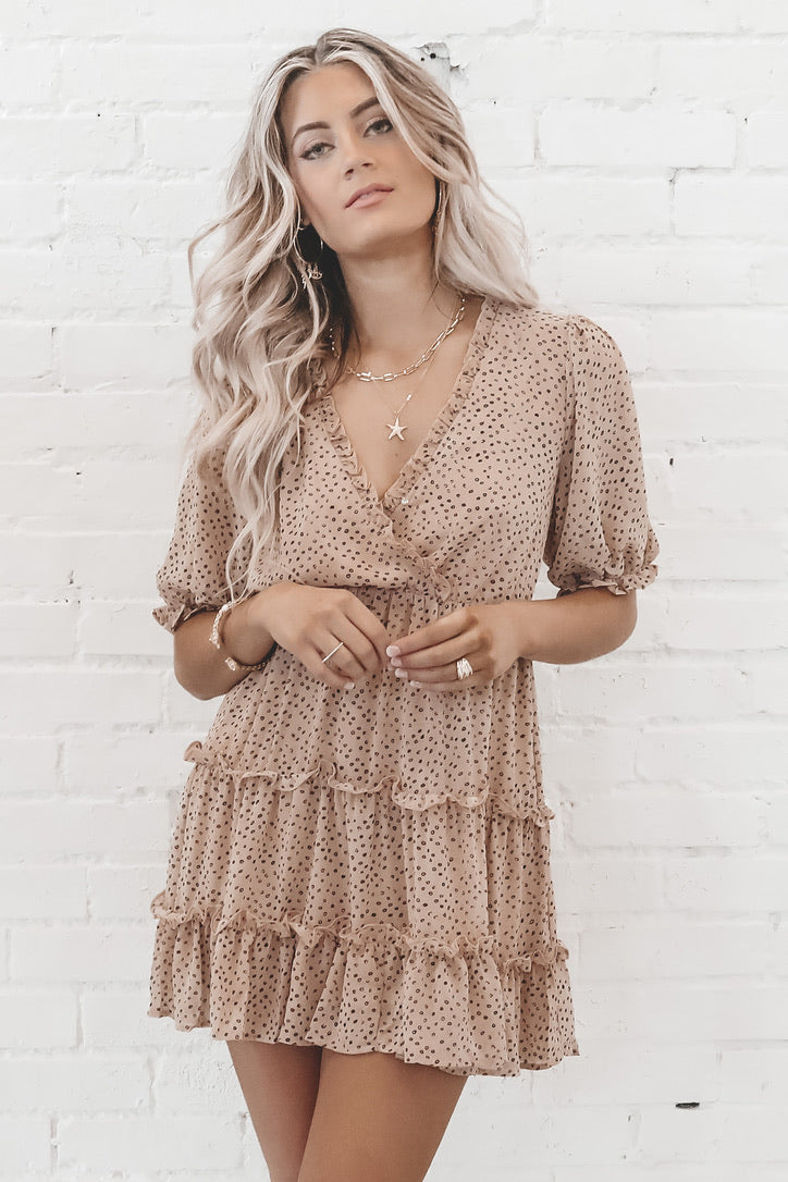 Day Dreamin' Mini Dress