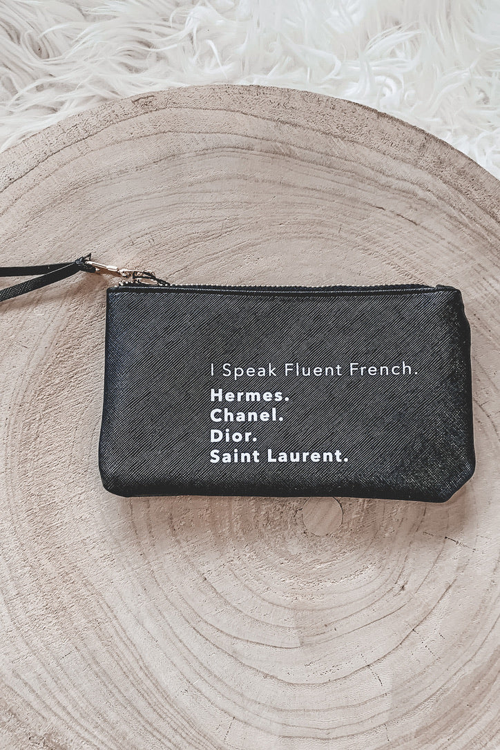 Make A Statement Coin Pouch