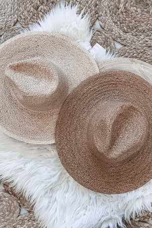 Sun Tan City Sraw Hat