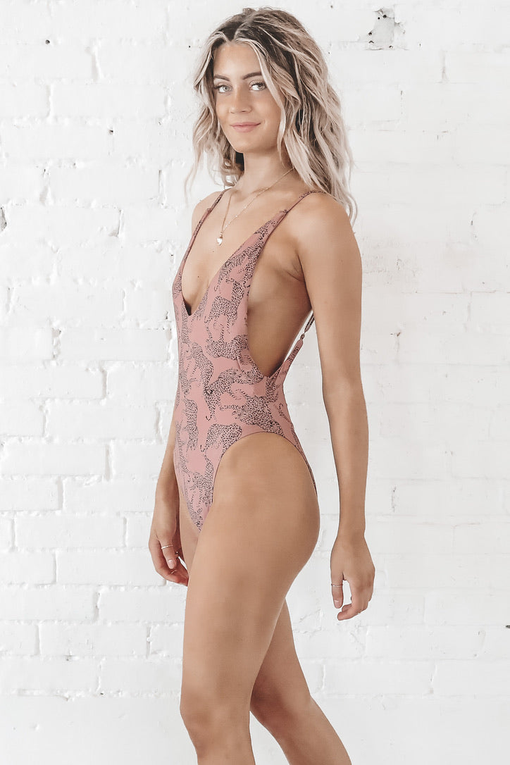 Wild Child Jaguar One Piece