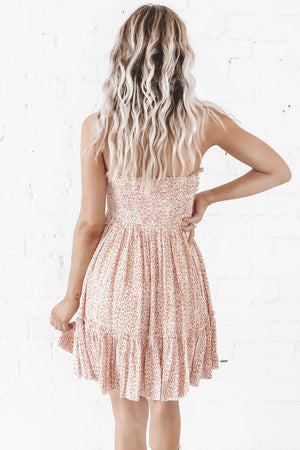 Tied The Knot Sweetheart Dress