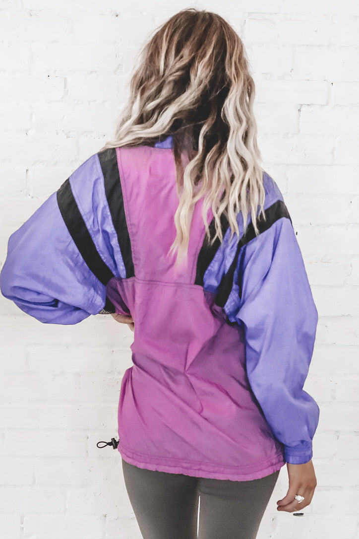 VINTAGE Color Block Nike Windbreaker 106