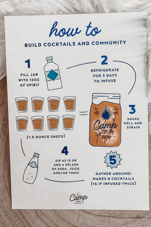 Camp Craft Cocktails