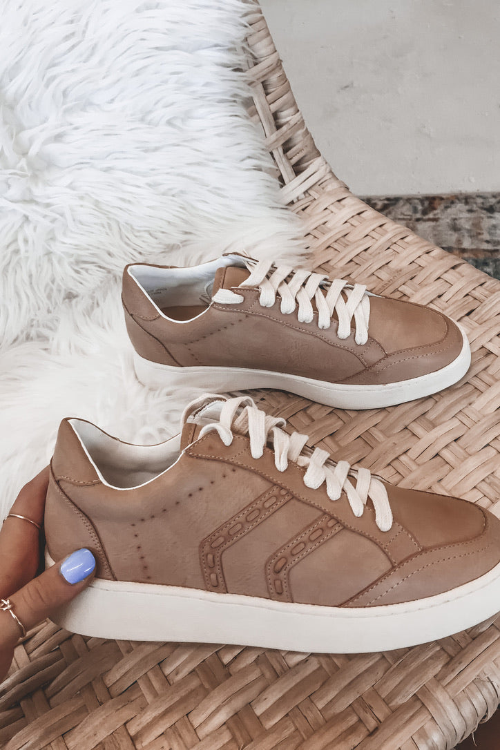 Peach Bellini Please Sneakers