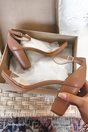 CHINESE LAUNDRY Z-Teri Nude Block Heels