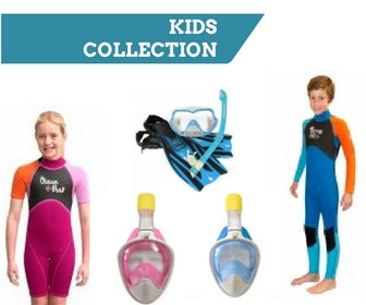 Kids Collection - Frog Dive Scuba Centre