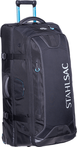 9517a095b2781 Stahlsac Steel 34 wheeled bag