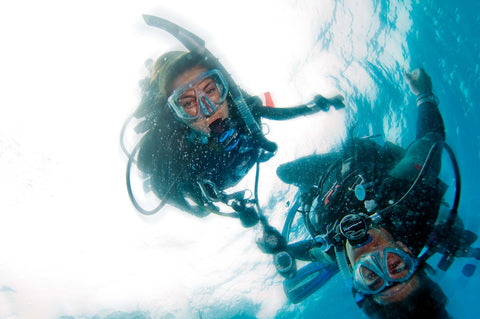 PADI Advanced Open Water & Enriched Air Diver Course