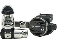 Atomic Aquatics T3 Super Light Titanium Regulator