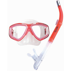 Ocean Pro Eclipse Adult Mask Snorkel Set