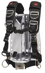 Hollis Elite II Harness and SS Backplate