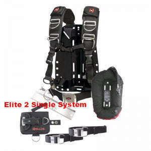 Hollis Tech Complete Scuba Package