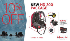 Hollis HD200 Package