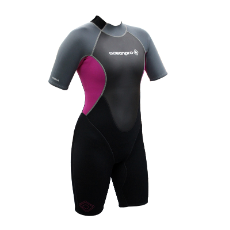Ocean Pro Iluka 2.5mm Ladies Shortie Wetsuit