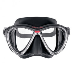 Hollis M3 Mask Twin Lens Mask - Black