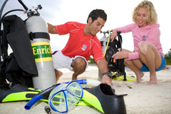 Enriced Air (NITROX) Diver Course