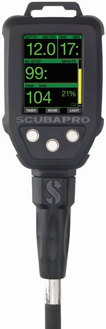 Scubapro G2C Full Colour Fully Integrated Console Dive Computer