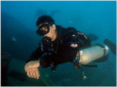 SDI Solo Diver Program