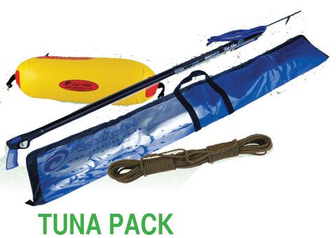 Rob Allen Tuna Spearfishing Package