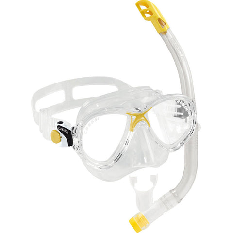 Cressi Kids Mask & Snorkel Set