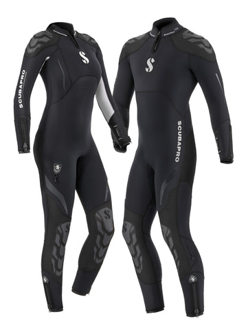 Scubapro Everflex 7/5mm Wetsuit (Ladies)