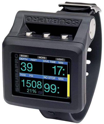 Scubapro G2 Colour Air Integrated Wrist Computer with Transmitter