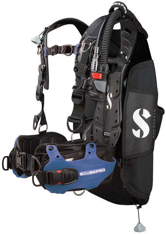 Scubapro Hydros Pro BCD with modular colour options
