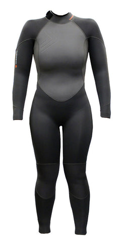 Oceanic Rebel 5 Wetsuit (Ladies)