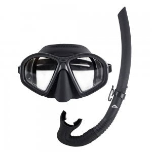 Ocean Hunter Phantom Mask snorkel Set