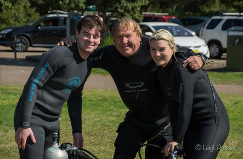 Learn to Scuba Dive - 3 day weekend course Sunday Start