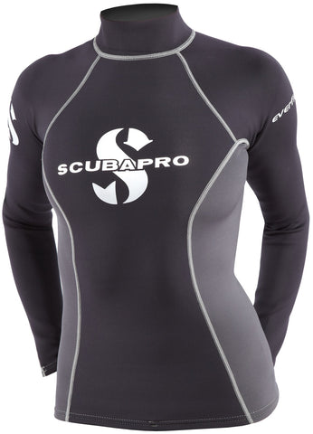 Scubapro 1mm Rash Guard (Ladies)